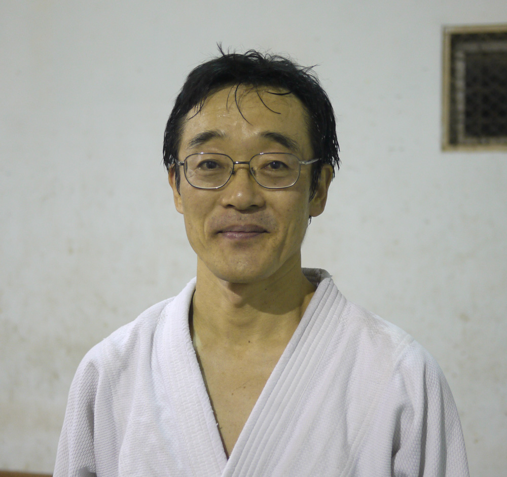 MOCHIDA Sensei