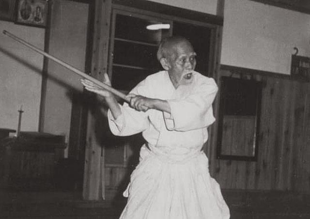 20 thức đánh gậy trong Aikidō