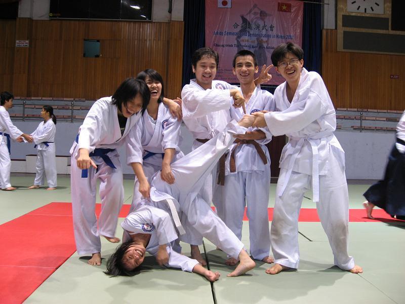 Tôi - Shūdōkan - Gia đình