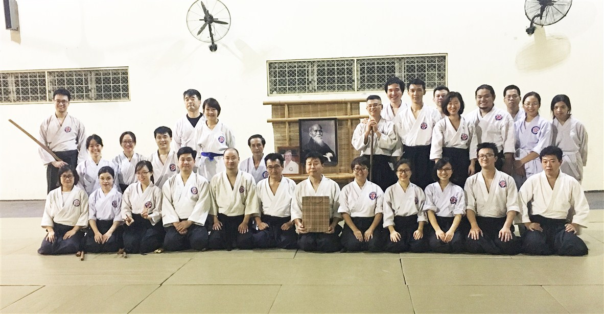 [Album] 2019.05.11 Seminar Bokken and Jo of Sato sensei Part 1