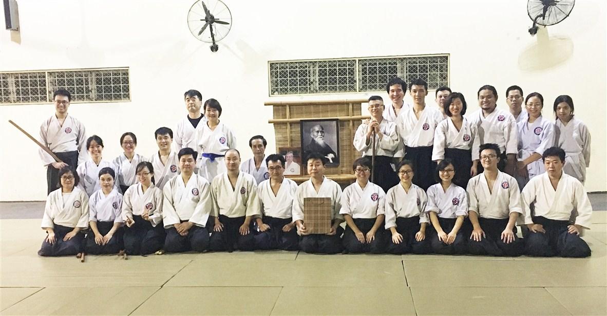 [Album] 2019.05.11 Seminar Bokken and Jo of Sato sensei Part 1