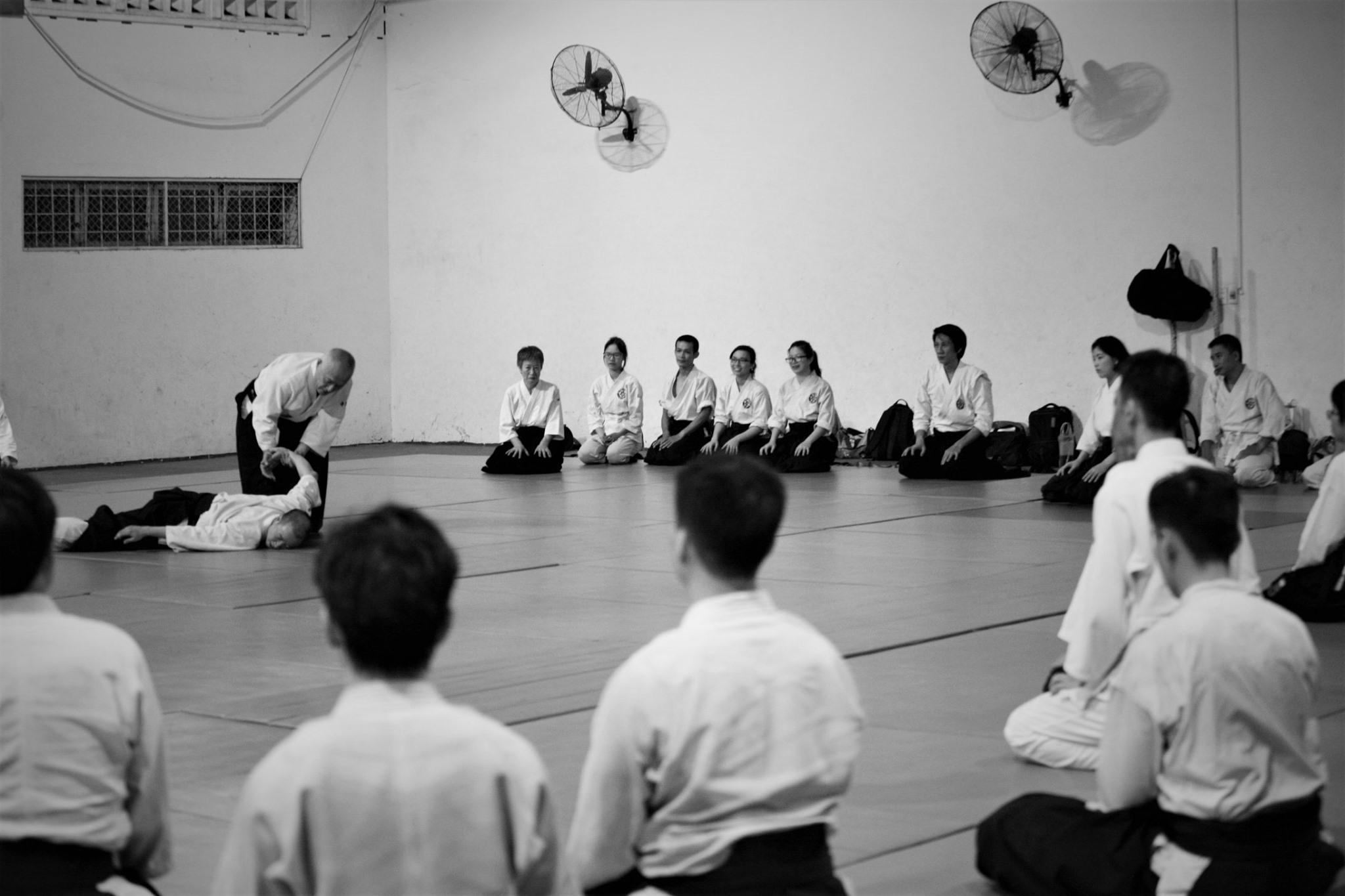 [Album] 2019.10.12 Seminar Aikido Nakao Sensei